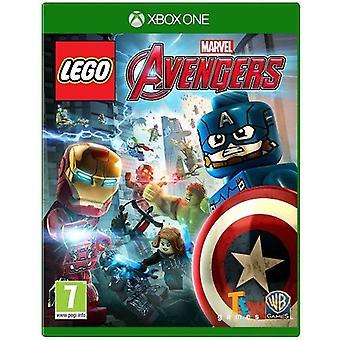 LEGO Marvel Avengers Xbox ét spil