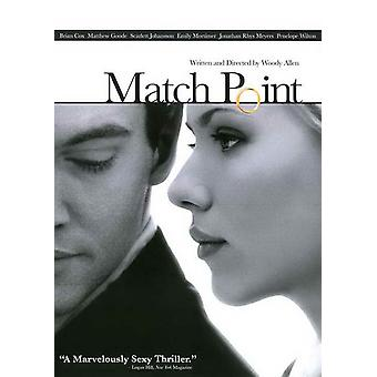 Match Point Movie Poster (11 x 17)