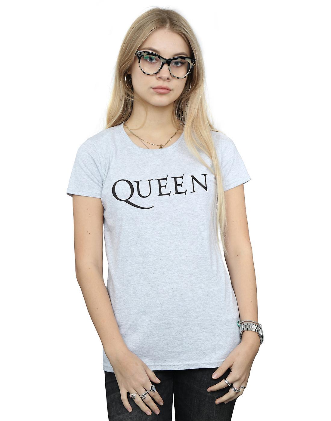 Queen Women's Mono Logo T-Shirt