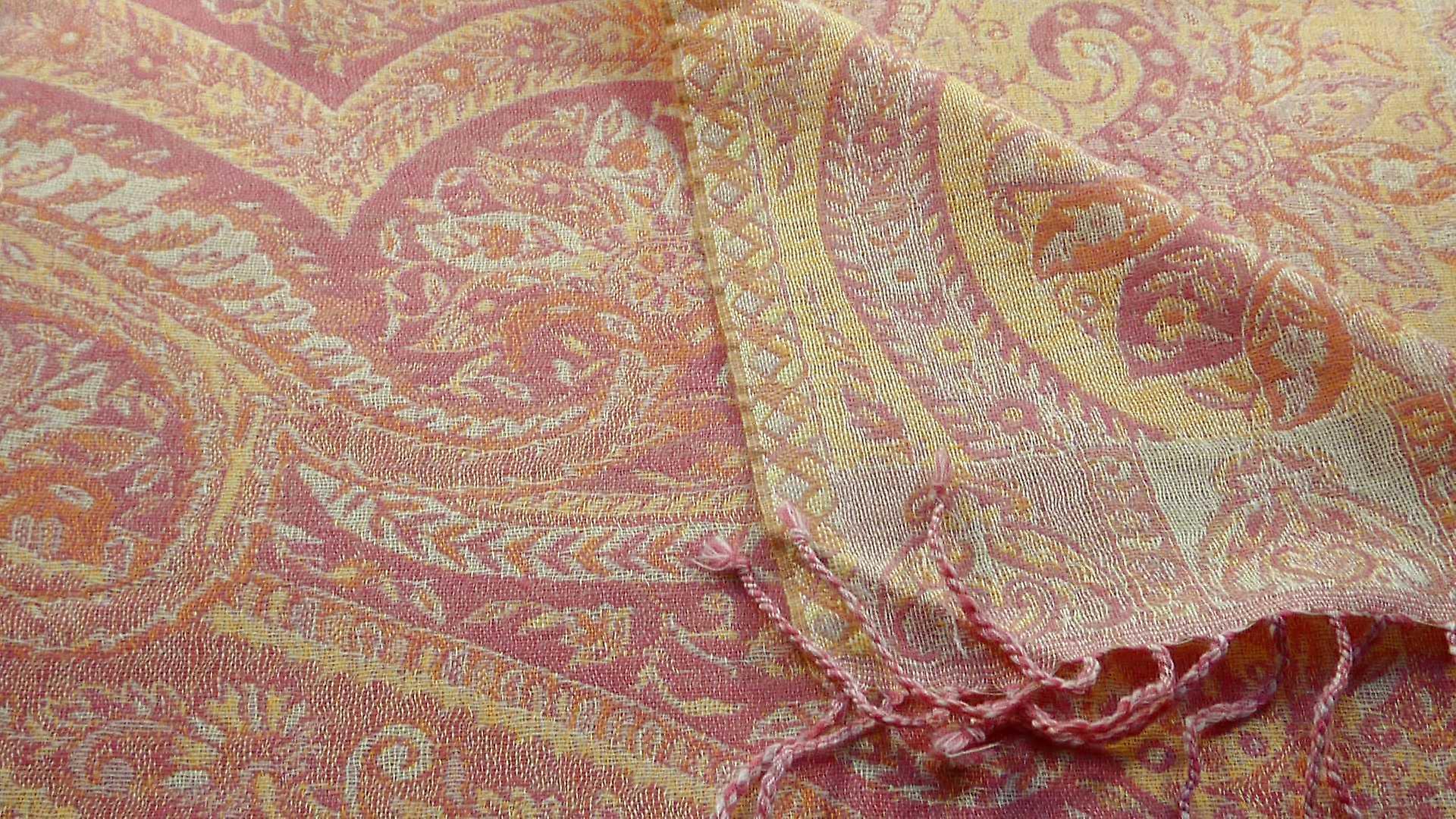 Mens Muffler Scarf 7169 Fine Pashmina Wool by Pashmina & Silk