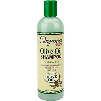 Afrikan Paras Orgaaniset oliiviöljyä Shampoo 355ml