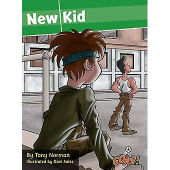 New Kid - nivå 2 av Tony Norman - 9781841678474 bok