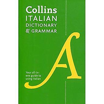 Gramática y diccionario italiano Collins
