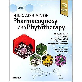 Grondbeginselen van Farmacognosie en fytotherapie (Paperback)