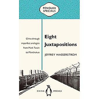 Justaposições de oito (Penguin especiais)