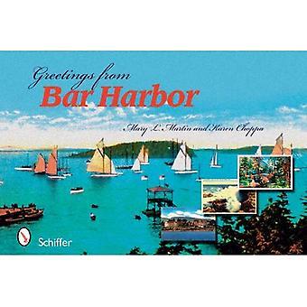 Groeten uit Bar Harbor