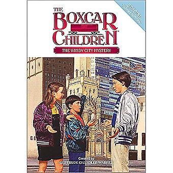 Het mysterie van de Windy City (Boxcar kinderen Special)