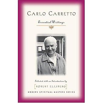 Carlo Carretto: Essential Writings (moderne spirituele meesters)