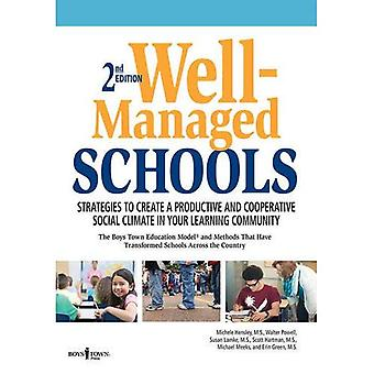 Well-Managed Schools
