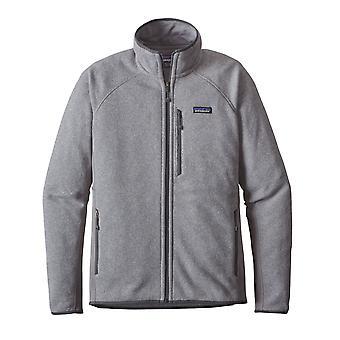 Del paño grueso y suave funcionamiento mejor suéter Patagonia