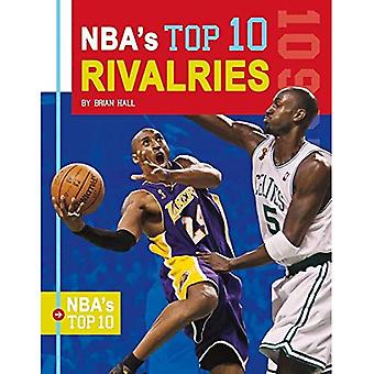 Nba's Top 10 Rivalries (Nba's Top 10)