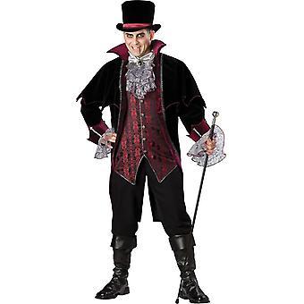 Vampire de Versailles Costume adulte