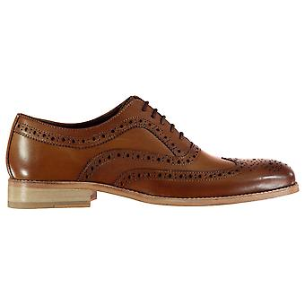 Firetrap Mens Blackseal Somerset Brogues