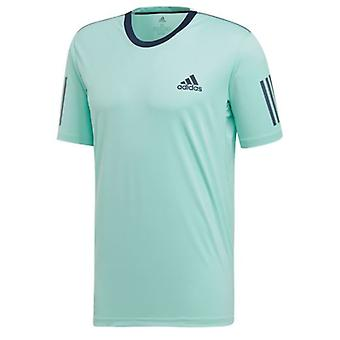 Adidas Club 3 Stripes Tee Herren DX0472