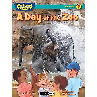 A Day at the Zoo (We Read Phonics: Level 7)