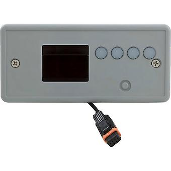 Gecko 0607-007026 4-Button Large Rectangle Topside Control without Overlay