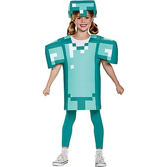 Minecraft Armor Child Costume