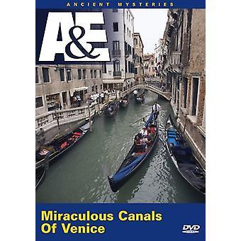 Milagroso canais de Veneza [DVD] EUA importar
