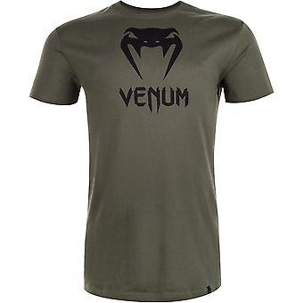 Venum Classic Kortärmad T-Shirt-Khaki