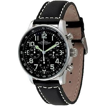 Zeno-Watch Herrenuhr X-Large Pilot Chronograph 2020 P559TH-3-a1