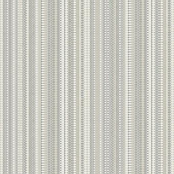 Stripe Spots Aztec Pattern Tapete Silberne Metallic Paste The Wall Holden Decor