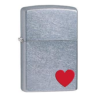 Love Street Chrome Zippo Lighter