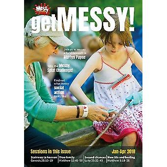 Get Messy! January - April 2018 - Session material - news - stories an