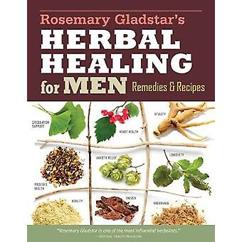 Herbs for Men's Health by Rosemary Gladstar - 9781612124773 Book
