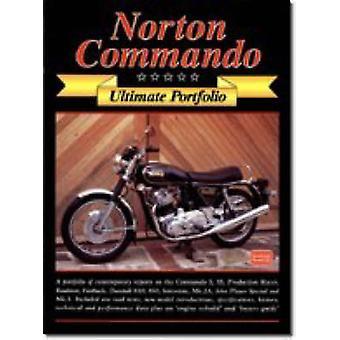 Norton Commando Ultimate Portfolio by R. M. Clarke - 9781855205703 Bo