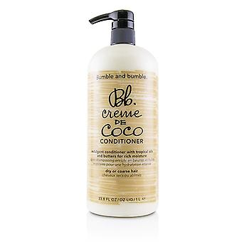 Bumble And Bumble Bb. Creme De Coco Conditioner (dry Or Coarse Hair) - 1000ml/33.8oz