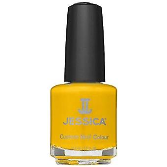 Jessica Nail Polish collectie zomer Neon nagels-gele bliksem 14,8 ml (788)