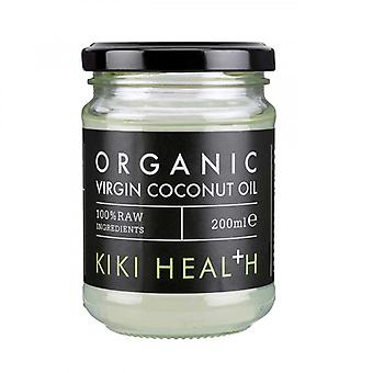 KIKI Health Organic Coconut Oil 200ml
