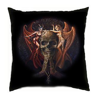 Wild star - misiera  - square cushion cover 23
