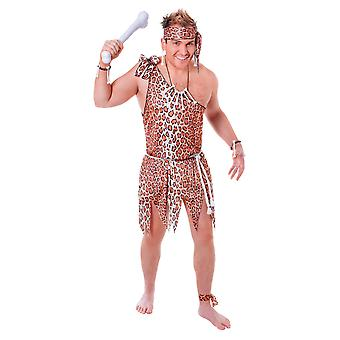 Bristol Novelty Mens Caveman Costume