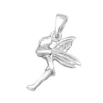 Fairy - 925 Sterling Silver Pendants - W2799x