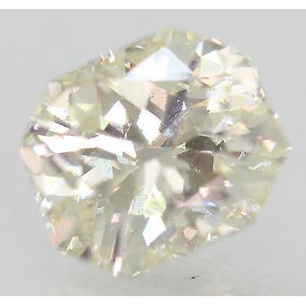Sertifioitu 1,77 Carat H VS1 Radiant parannettu luonnollinen löysä timantti 7.81 x 6.81 mm