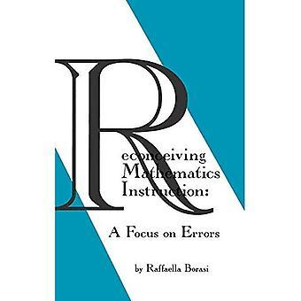 Reconceiving instrução matemática: um foco em Errrors