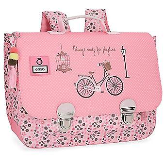 Enso Playtime Pink School Bag