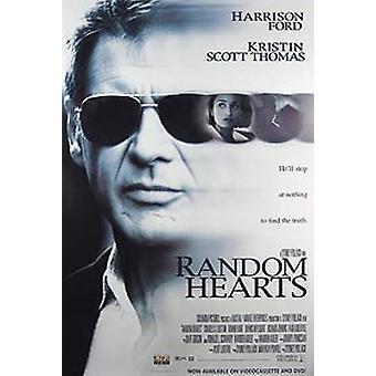 قلوب عشوائية (فيديو) (1999) ملصق الفيديو الأصلي
