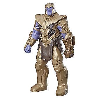 Marvel Avengers: Endgame Titan Hero Series powerFX Thanos 30 cm figur