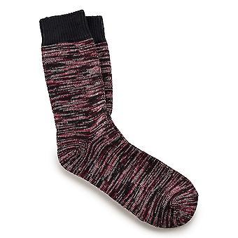 Birkenstock heren katoenen sokken multi 1002538 rood