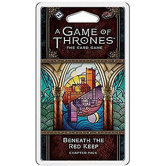 Sotto il Red Keep Capitolo Pack A Game of Thrones LCG 2a edizione