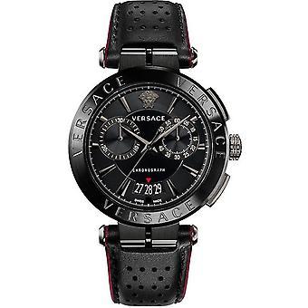 Versace Ve1d00519 Relógio Masculino Aion 45 Mm