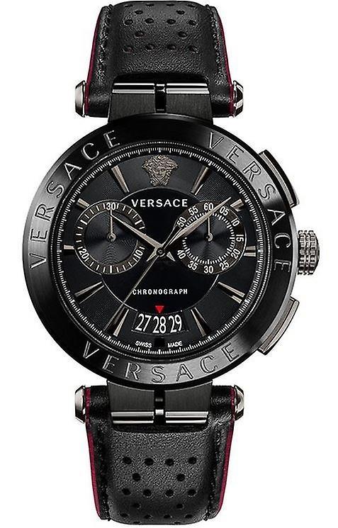 Versace Ve1d00519 Aion Men's Watch 45 Mm