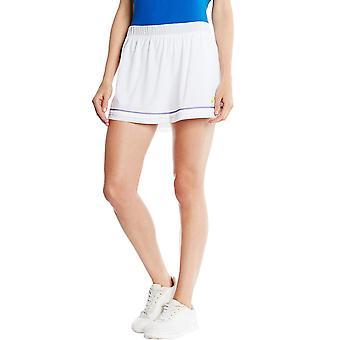 Asics Womens Advantage MotionDry Tennis Skort Skirt -White