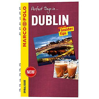 Dublin Marco Polo Travel Guide  with pull out map