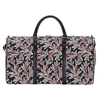 Golden fern travel big holdall by signare tapestry / bhold-gfern