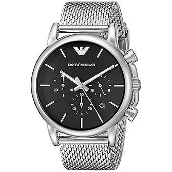 Emporio Armani Classic chronograaf Quartz AR1811 heren ' s horloge