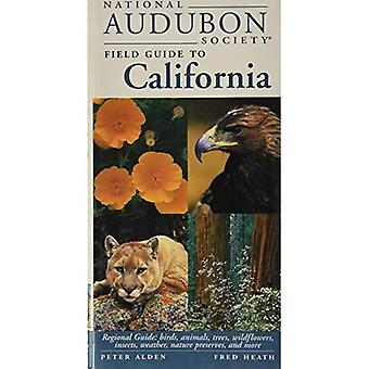 Guía de campo de la sociedad nacional Audubon a California (guías de campo Regional de la sociedad nacional Audubon) (guías de campo Regional de la sociedad nacional Audubon)