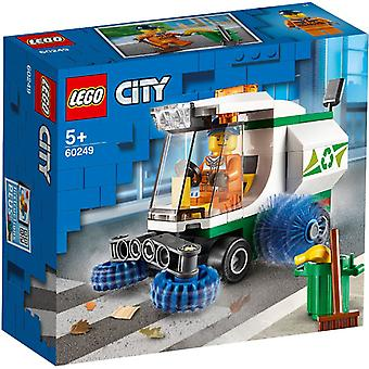 LEGO 60249 City Street Sweeper Construction Playset
